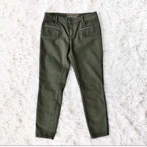 Anthro Daughters of the Liberation skinny pants